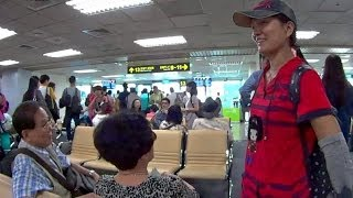 Download Taipei Songshan Airport 松山機場 - Check in day 1 - 2 ( Taiwan ) Video