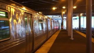 Download Staten Island Railway Deadhead Arrives at Saint George Terminal Video