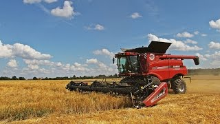 Download žně 2014 Case Axial-Flow 8120 Video