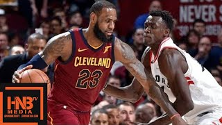 Download Cleveland Cavaliers vs Toronto Raptors Full Game Highlights / Game 1 / 2018 NBA Playoffs Video