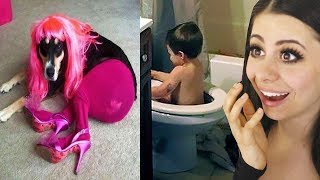 Download HILARIOUS KIDS who were left HOME ALONE! Video