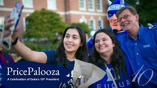 Download PricePalooza: A Celebration of Duke's 10th President Video