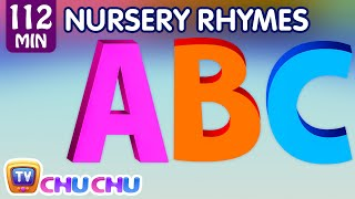 Download ABC Song and Many More Nursery Rhymes for Children | Popular Kids Songs by ChuChu TV Video