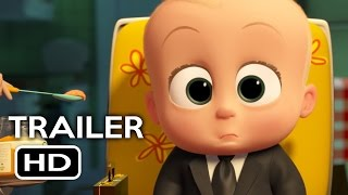 Download The Boss Baby Official Trailer #1 (2017) Alec Baldwin, Lisa Kudrow Animated Movie HD Video