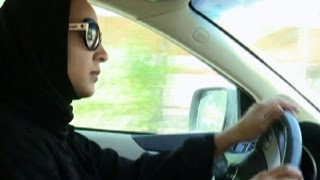 Download Dozens of Saudi women defy female driving ban Video