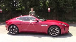Download Here's What I Think of the MANUAL Jaguar F-Type Video