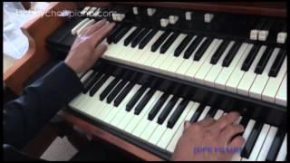 Download BOBBY CHALK GOSPEL ORGAN SHOUT MUSIC Ab Minor - Tutorial Video