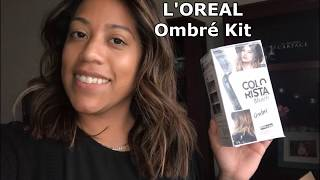 Download DIY LOREAL OMBRE KIT Video