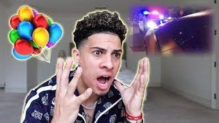 Download I ALMOST GOT ARRESTED ON MY BIRTHDAY...BUT ENDED UP BEING THE BEST BIRTHDAY EVER!!! Video