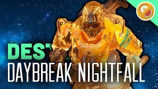 Download Destiny Daybreak Nightfall - The Dream Team (Funny Moments) Video