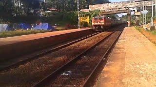 Download Train arrival & announcement @ Thiruvalla Video