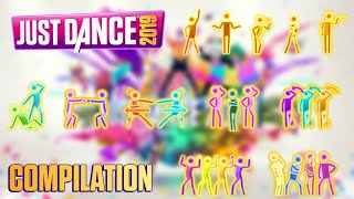 Download Just Dance 2019 | Gold Moves Compilation Video