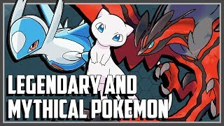 Download Pokemon Timeline Explained | Legendary and Mythical Pokemon Video