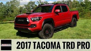 Download 2017 Toyota Tacoma TRD Pro - LOYALTOYOTA Video