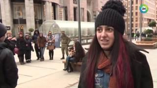 Download Девушка из Армении добилась мировой известности, выступая на улице Video