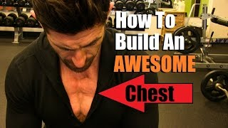 Download 4 BEST Chest Exercises For A BIG & RIPPED Chest | A Pec Building Tutorial Video