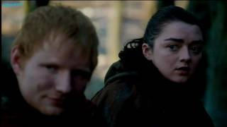 Download Ed Sheeran's scene on Game of Thrones Video