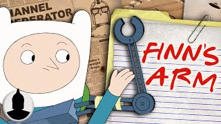 Download Adventure Time Destiny Theory - Finn's Arm - Cartoon Conspiracy (Ep. 116) Video