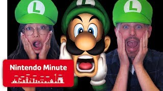 Download Luigi's Mansion Co-op Ghost Catching - Nintendo Minute Video