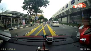 Download Shocking accidents in Singapore caught on camera Video