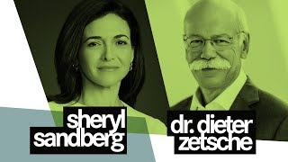 Download Sheryl Sandberg & Dieter Zetsche: Meeting of the Giants | me convention Video
