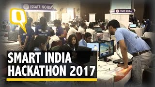 Download The Quint: Smart India Hackathon: Budding Engineers Become Problem Solvers Video