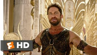 Download Gods of Egypt (2016) - Bow Before Me or Die Scene (1/11) | Movieclips Video