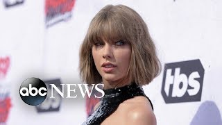 Download Taylor Swift breaks political silence Video