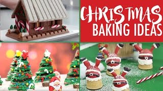 Download CHRISTMAS BAKING IDEAS - TOP Xmas Desserts for the Holidays | Elise Strachan | My Cupcake Addiction Video