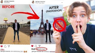 Download I FAKED going on HOLIDAY for a whole WEEK *PHOTOSHOPPING MY INSTAGRAM* PRANK Video