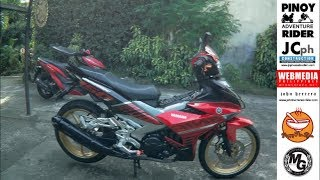 Download 41 Km. per Liter YAMAHA Sniper MX150 Video