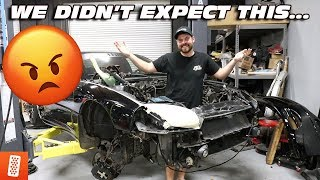 Download RAN INTO A HUGE UNEXPECTED PROBLEM WITH THE 3000GT VR-4!!!! (PULLED MOTOR) Video