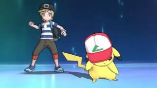 Download SPOILERS SUNMOON Ash Pikachu Z Move 10,000,000 Volt Thunderbolt Video