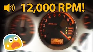 Download 7 Cars With Ridiculously High Redlines!! Video