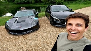 Download I NOW OWN TWO INSANE CARS!! Video