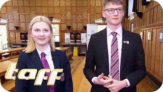 Download 33.000€ pro Schuljahr! Lohnt sich das englische Elite-Internat?   taff   ProSieben Video
