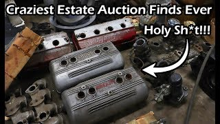 Download Craziest Estate Auction Finds Ever!!! Video