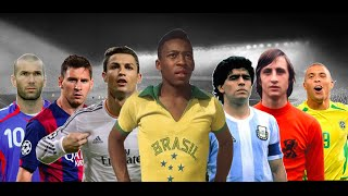 Download Top 20 Best Football Players of All Time • **OUTDATED** Video