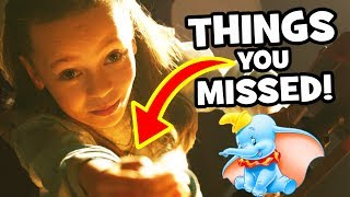 Download DUMBO Official Teaser Trailer Breakdown, Easter Eggs & Things You Missed Video