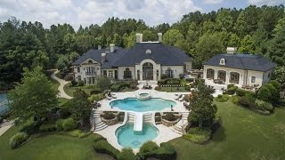 Download Magnificent Golf Club Home in Ball Ground, Georgia Video