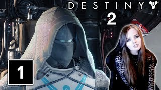 Download IT'S THIS GOOD?! | Destiny 2 Beta Gameplay Walthrough Part 1 - Hunter Class! Video
