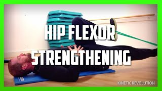 Download Psoas March - Hip Flexor Strengthening Exercise Video