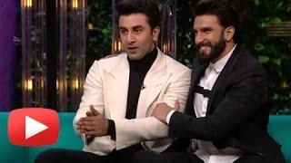 Download WATCH Ranbir Kapoor - Ranveer Singh Koffee With Karan Season 5 Episode 4   Best Moments Video