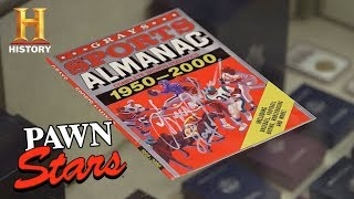 Download Pawn Stars: ″Back to the Future II″ Sports Almanac (Season 15) | History Video