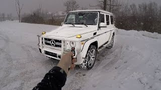 Download Why It Sucks Driving The '17 Mercedes G63 AMG Video