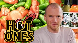 Download How to Make Hot Sauce | Hot Ones Extra Video