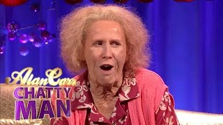 Download Nan Is Not A Fan Of Charities At Christmas - Alan Carr: Chatty Man Video