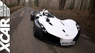 Download BAC Mono: See And Feel What It's Like To Drive - XCAR Video
