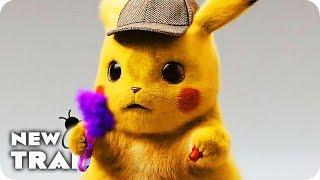 Download POKEMON DETECTIVE PIKACHU Casting Pikachu (2019) Pokémon Movie Video