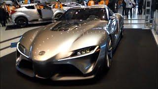 Download Toyota Supra FT-1 2018 Video